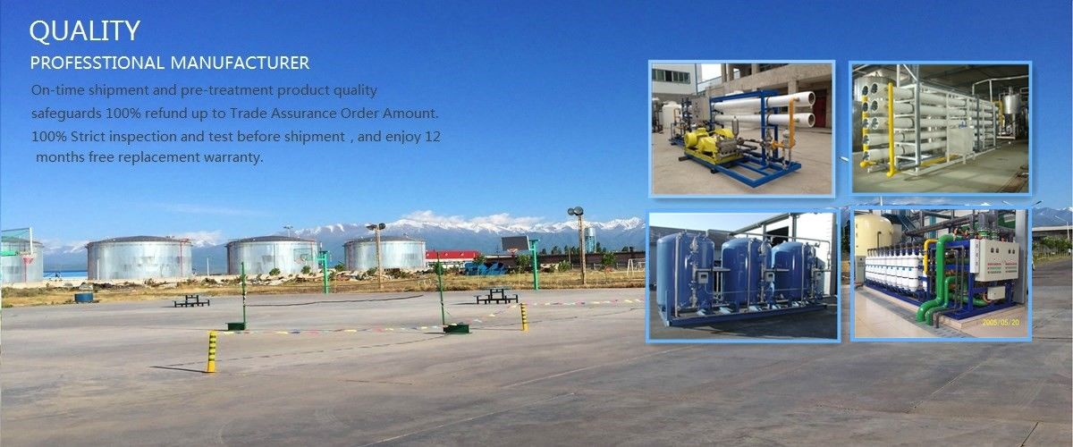 China best Brackish Water Treatment Plant on sales