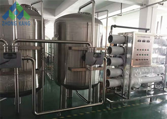 China 10 M3/Hr Bbrackish Water Treatment Plant BWRO System For Directly Drinking Water supplier