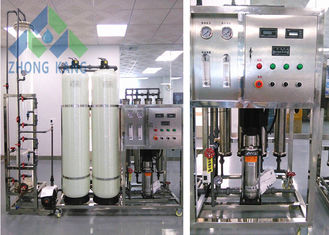 China Automatic Water Purifier Big Plant , Reverse Osmosis Water Plant 380V/60Hz supplier