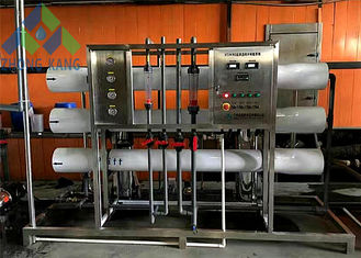 Movable Marine Reverse Osmosis Water Maker Yacht Desalination System Long Span Life