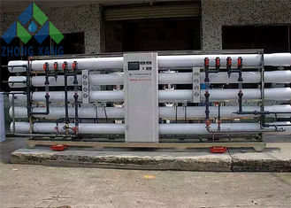 Commercial Two Passes Portable Water Desalination Unit 0.8-1.6 Mpa Working Pressure