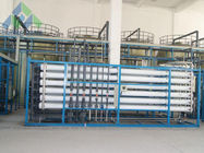 Domestic / Industrial Seawater Desalination Plant With Imported Brand High Pressure Pump