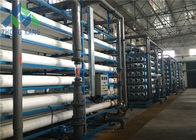Reverse Osmosis Technique Seawater Treatment Plant ISO9001 Certificated