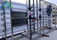 Laboratory Use Portable Boiler Feed Water Treatment System Stainless Steel Frame