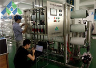 Commercial Reverse Osmosis Drinking Water Treatment Machine Customized Design