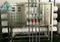 Heavy Duty Seawater To Drinking Water Machine RO Plant PLC Automatic Control