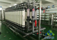 ISO Proved RO Membrane Tap Commercial Water Treatment Systems PLC Control