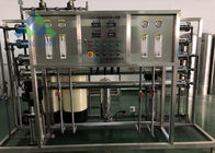 Electric Power Salt Water Treatment Plant / Edi Home Distilled Water Machine