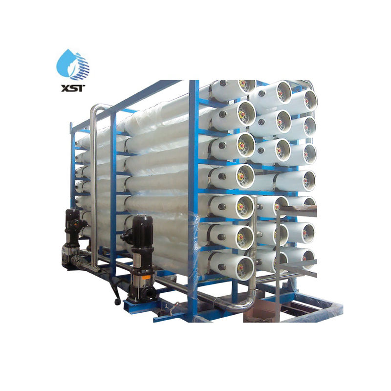 Large Scale Automatic Brackish Water Filter For Pharmacy