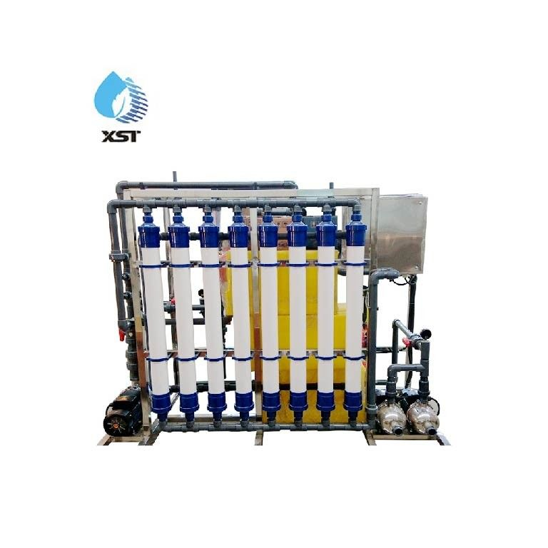 100000 LPH UF Water Treatment Plant