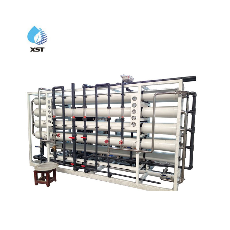 High Capacity Double Pass Two Stage Reverse Osmosis System