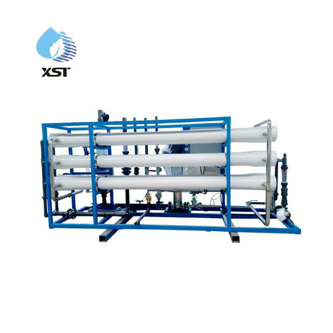 Chemical Industry XST-10000LPH RO Water Treatment Plant