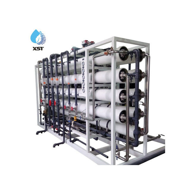 15000L/H Two Stage Reverse Osmosis System