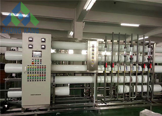 China Mobile Water Desalination Unit , Reverse Osmosis Fresh Water Maker 3-11 Feed PH distributor