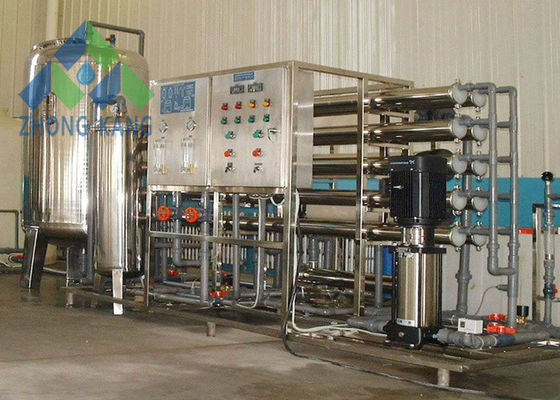 China 12T/H Drinking Water Treatment Machine RO Water Purifier For Industrial Purpose factory
