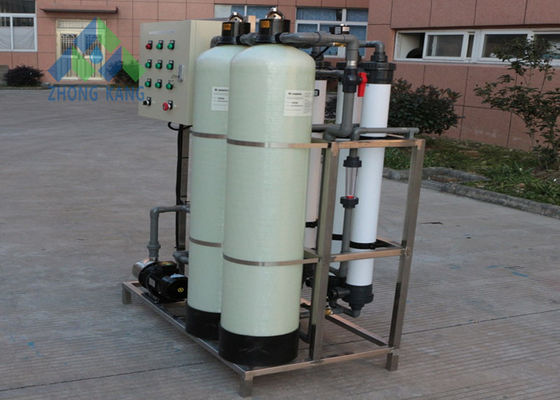 China Laboratory Ultrapure Water Purification System / Pure Laboratory Water Deionizer distributor