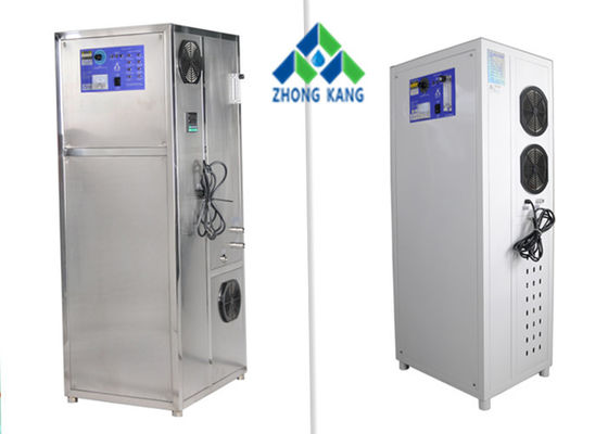 China Swimming Pool Corona Ozone Generator / Ozone Maker Modular Design distributor