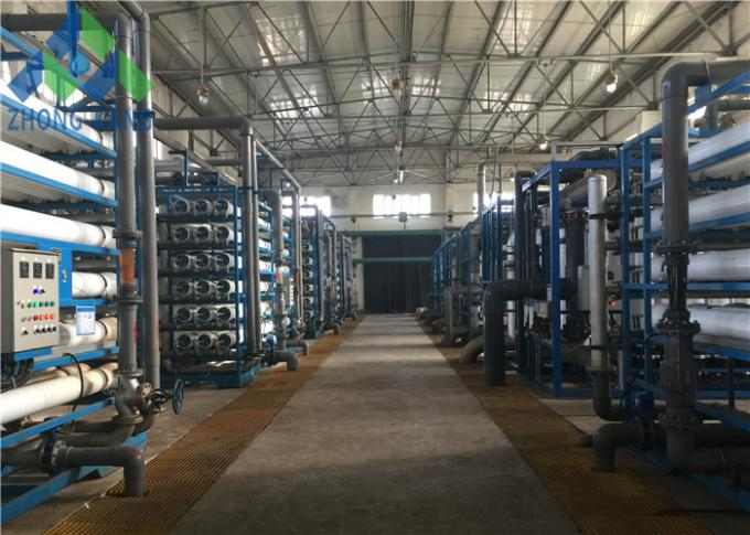 Large Scale Water Purification Systems , Drinking Water