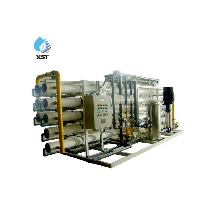 220V Fully Automatic 15T/H RO Water Treatment Plant 1